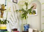 Как увеличить маленькую квартиру художнику? Нарисовать ее!