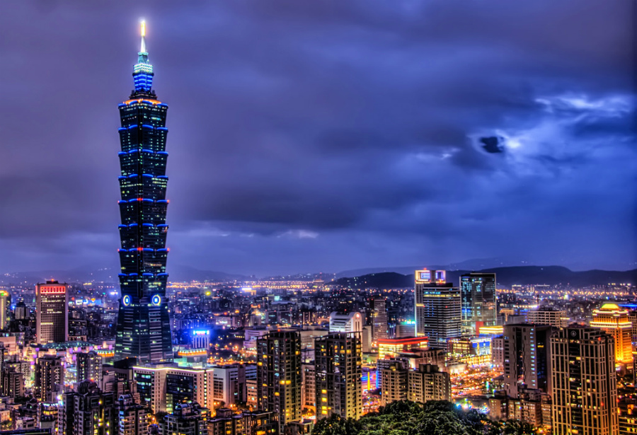 Тайваньский Тайбэй 101