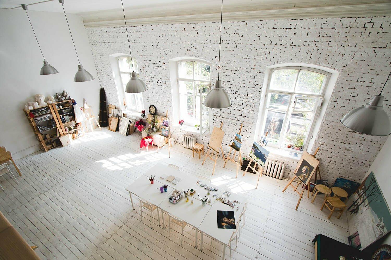 фотостудия в скандинавском стиле питер
