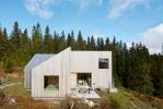 Дизайнеры в норвежском лесу! Шикарный дом с видом на озеро