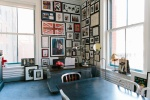 Как оформила интерьер своего офиса королева макияжа Бобби Браун?