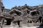 Едем в Индию: пещерные храмы Эллоры и Аджанты