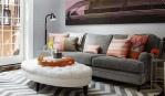 Как использовать благородный бархат в интерьере квартиры?