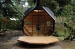 Садовый домик для жизни и отдыха