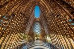 На что способен бамбук: потрясающая инсталляция в Тайване