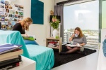 Как оформить комнату студента