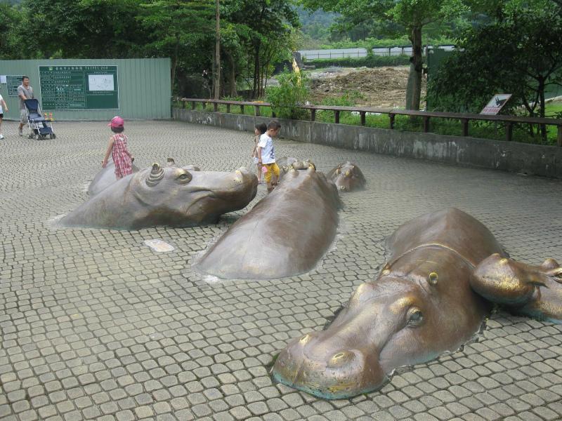 «Бегемоты» в Тайбей
