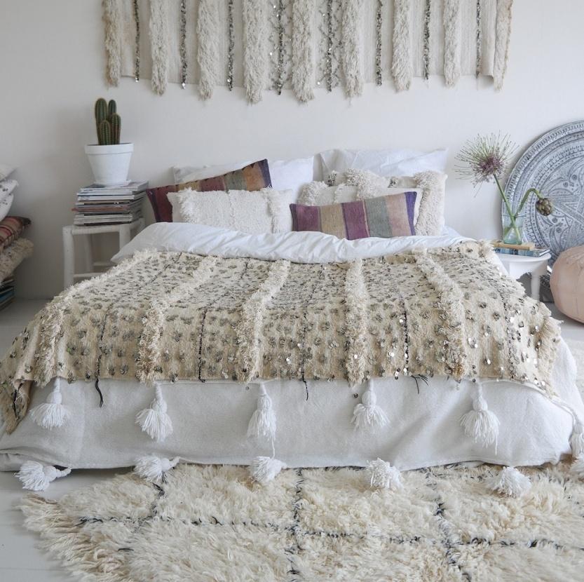 марокканское свадебное одеяло
