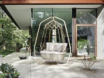 Кресло-гамак: как выбрать лучший вариант для расслабления на даче