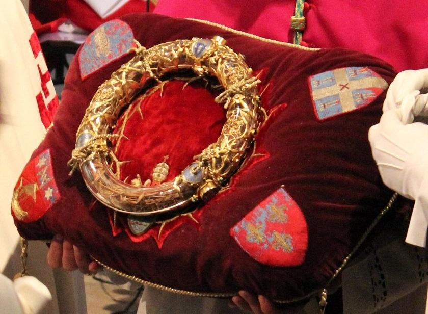 Терновый венец христа фото