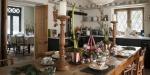 10 кухонь с рождественским дизайном