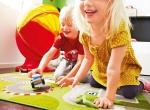 Нужен ли ковер в детской комнате? Спор педиатров и родителей