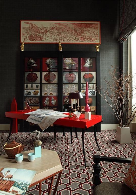 Китайский стиль в интерьере: колоритная красота