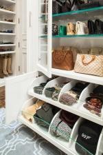 10 идей хранения женских сумок в малогабаритной квартире