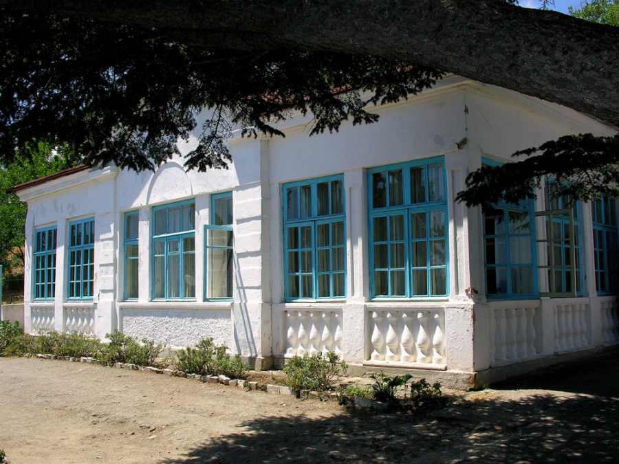 дом-музей писателя Ивана Шмелева