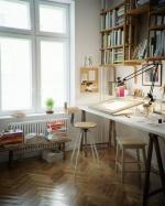 Как организовать творческую мастерскую при большом желании и минимальном бюджете?