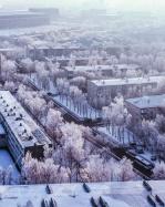 Прощание с зимой: другой взгляд на Москву