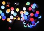Как светодиоды на Новый год заменяют волшебную палочку