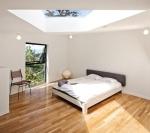 Спальня на чердаке: идеи для мансарды