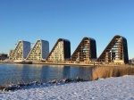 Судьба у этих пяти высоток, расположенных в датском городе Вайл, оказалась непростой