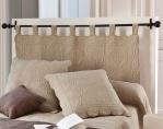 DIY-идеи: как украсить изголовье кровати