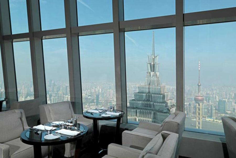 Всемирный финансовый центр Шанхай