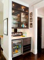 Домашний бар как искусство