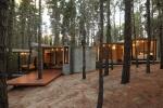 Невероятные стеклянные дома для любителей природы