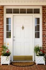 Что входная дверь может рассказать о характере хозяина?