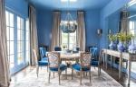 Сочетание цветов в интерьере: 30 идеальных монохромных комнат