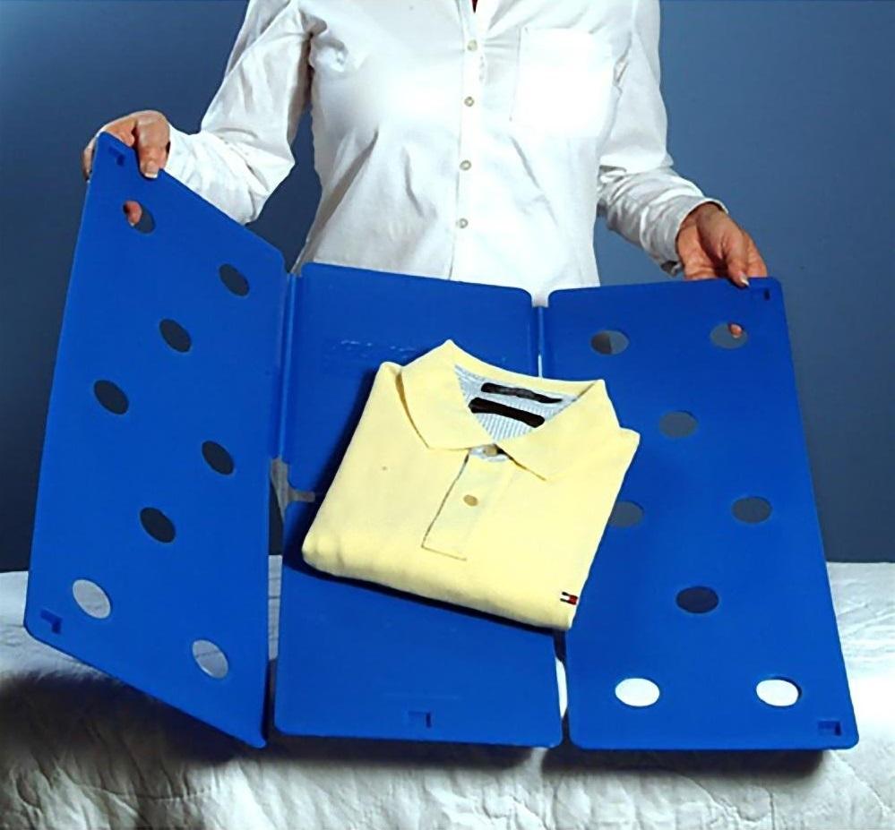 приспособление для складывания футболок