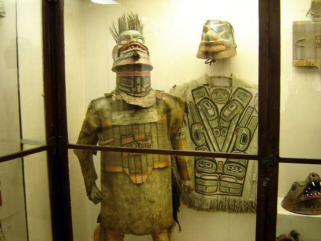 археологические находки в Кунсткамере