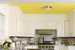 Дизайн потолка на кухне: большие и маленькие секреты